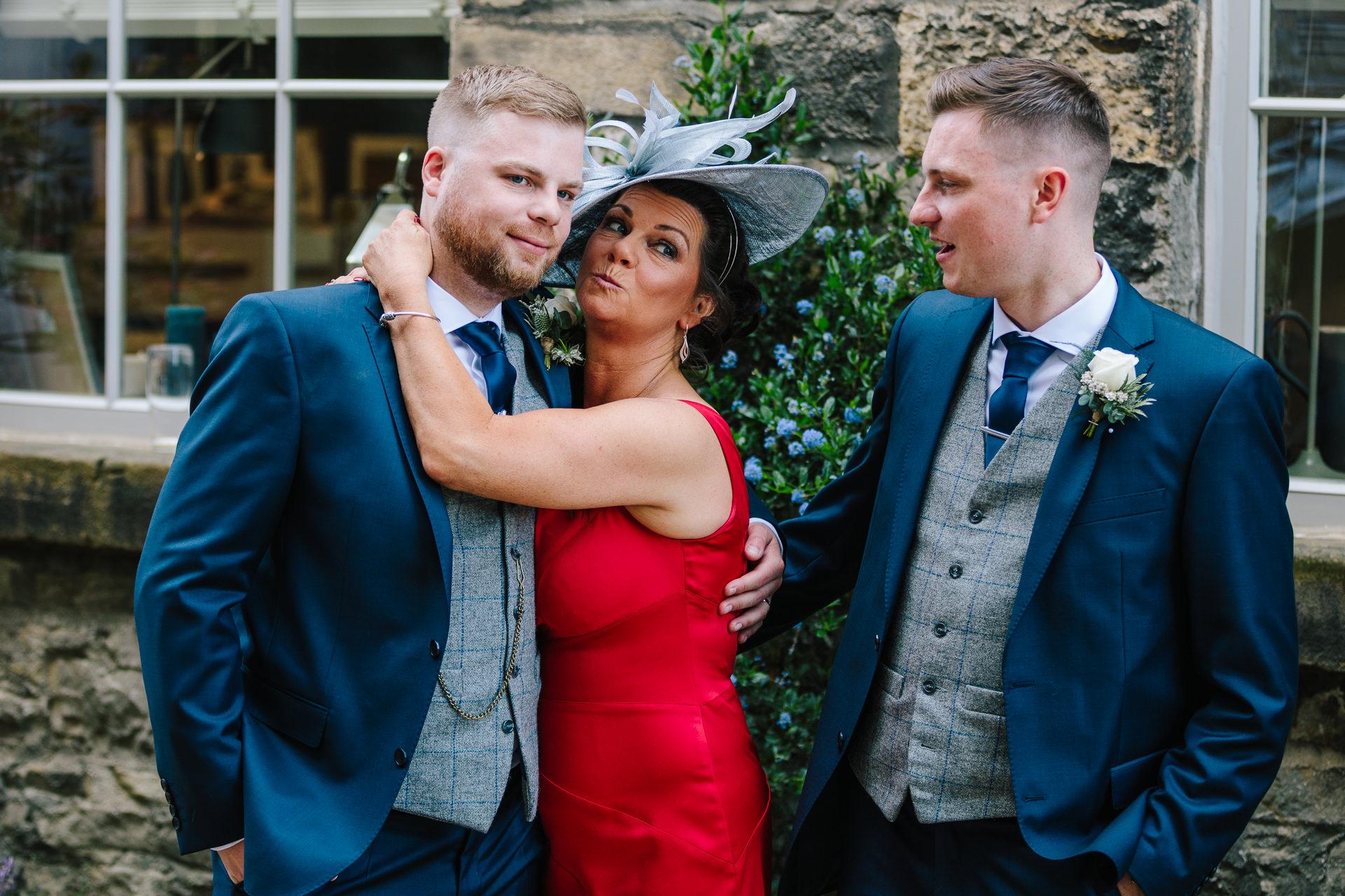 Holmes mill wedding lancashire bride and groom award winning