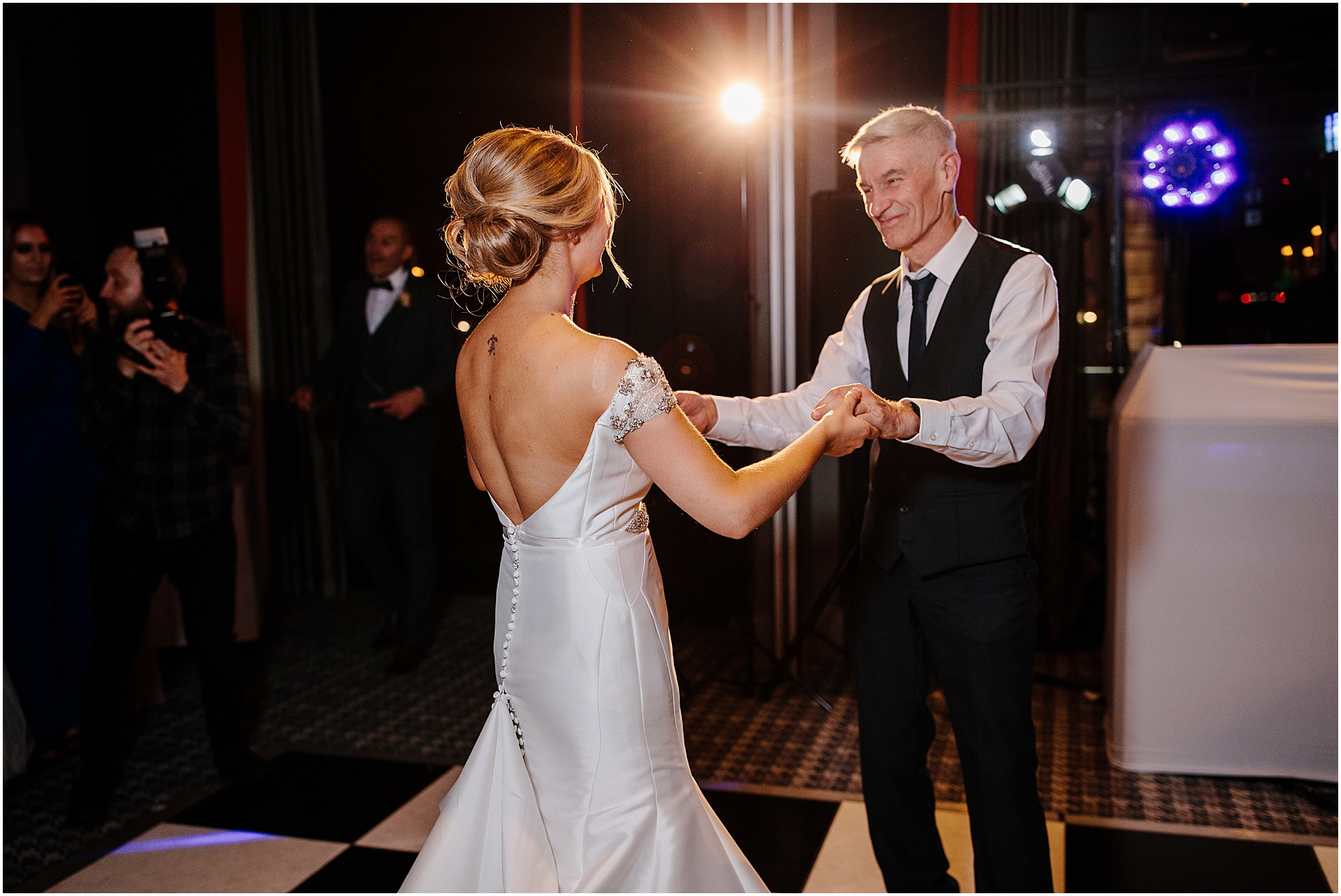 first dance with father of the bride
