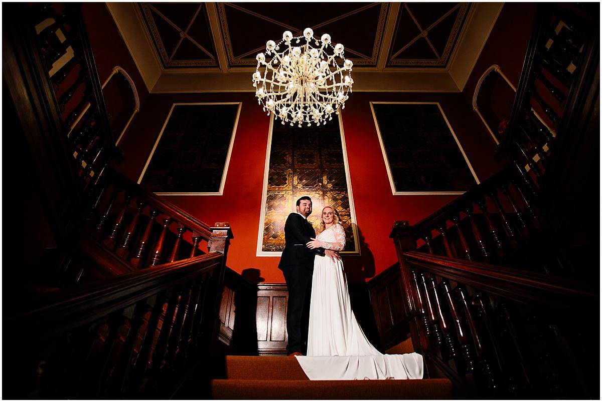 portrait photo Falcon manor